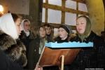 Певчие - слушатели курсов церковнослужителей